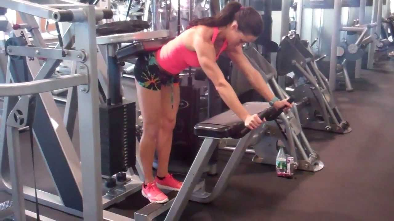 Erin Stern – Donkey Calf Raise And Sissy Squats