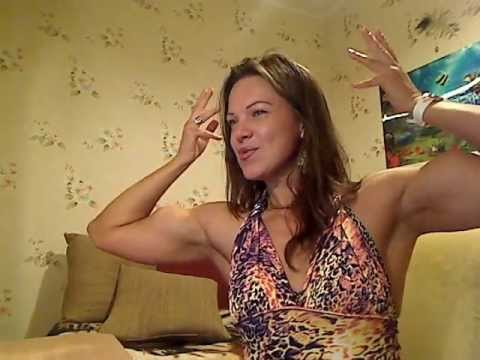 Nadezda Korepanova – Webcam Biceps Flex