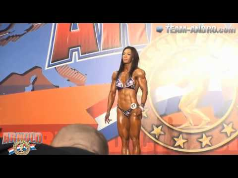 Arnold Classic 2018 – Women's Physique Finals Comparisons
