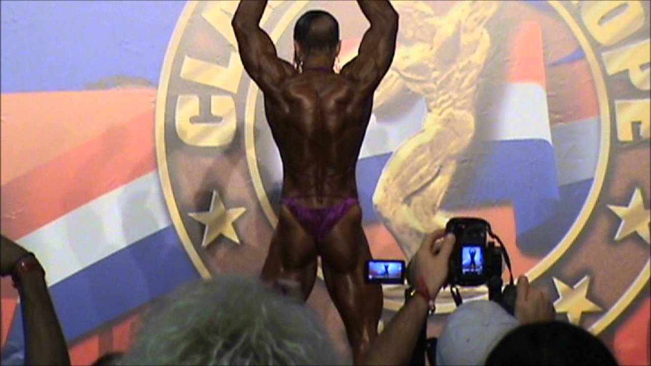 Virginia Sanchez Macias – Arnold Classic Europe 2013