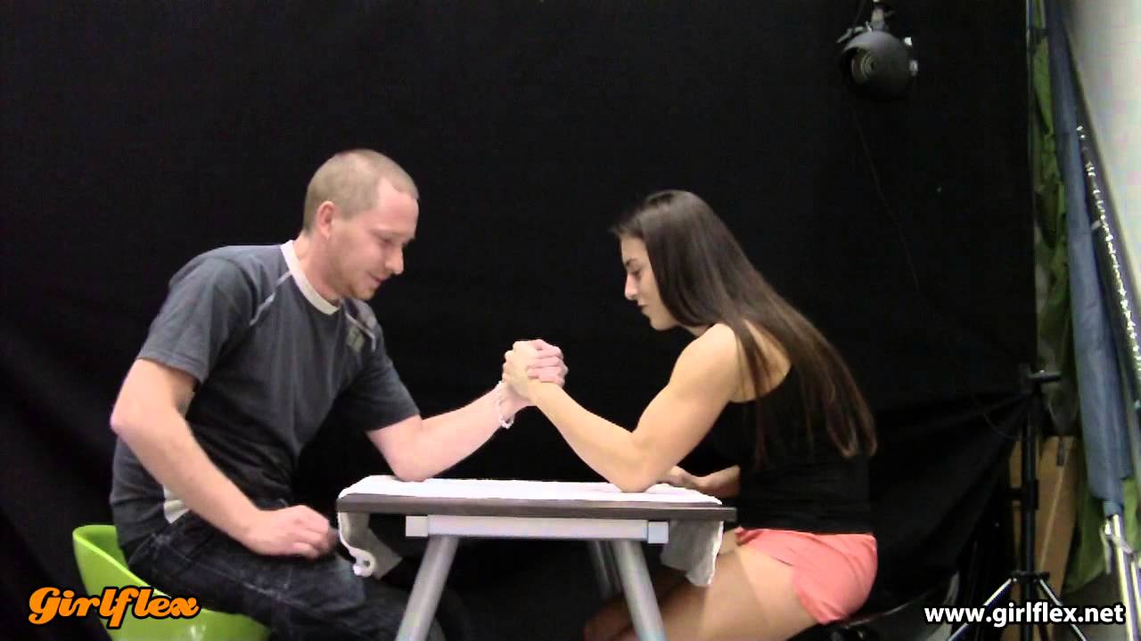 Martina Mixed Armwrestling