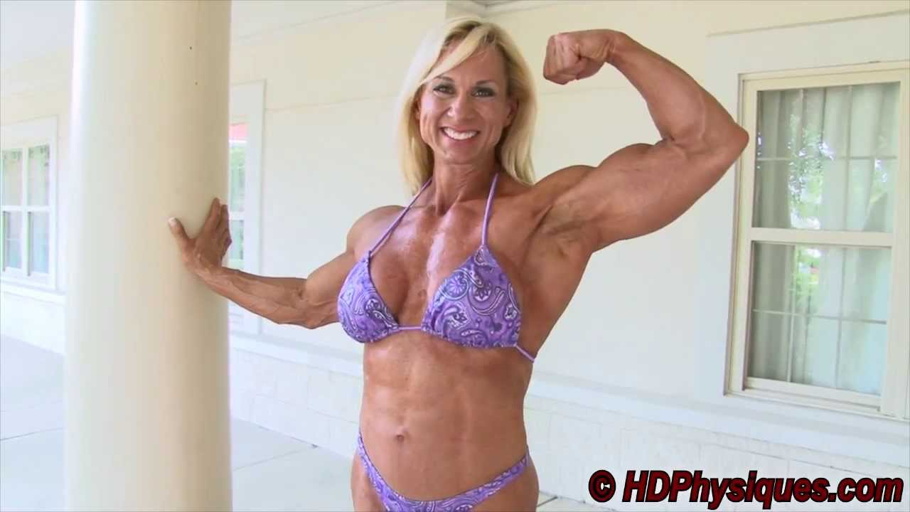 Sherry Smith – Ripped & Vascular