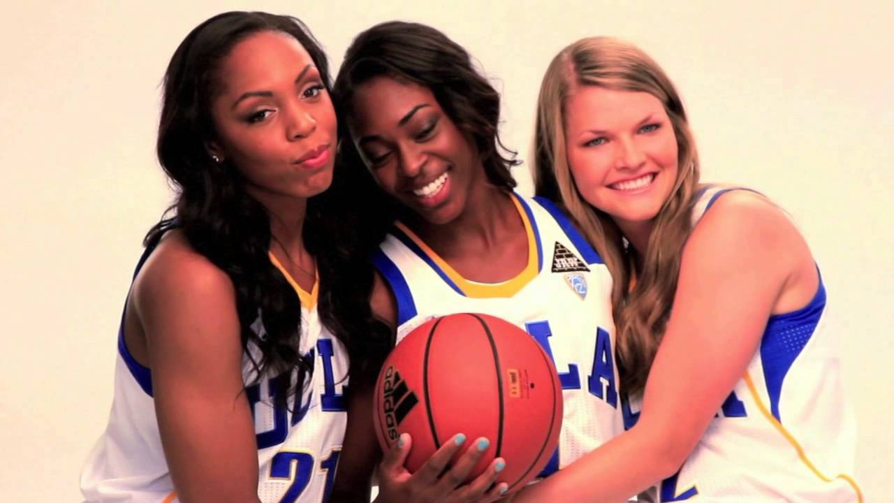 UCLA Women's Basketball 2013 – Behind The Scenes Photoshoot