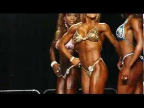 Luz Elena Echeverria – Exercises To Build A Fitness Model Body