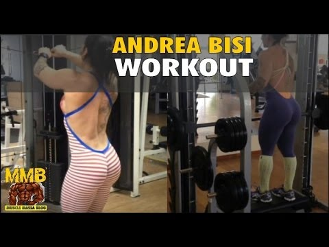 Andrea Bisi Workout