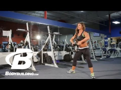 Jen Jewell's Training & Fitness Program