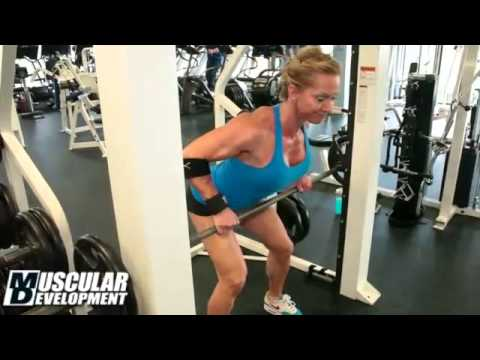 Jill Dearmin – IFBB Women's Physique Pro Workout