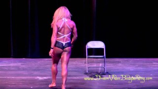 Karina Nascimento – Guest Posing At The Nicole Wilkins Classic 2013
