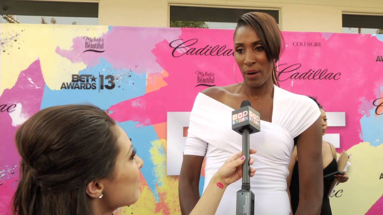 Lisa Leslie Interview