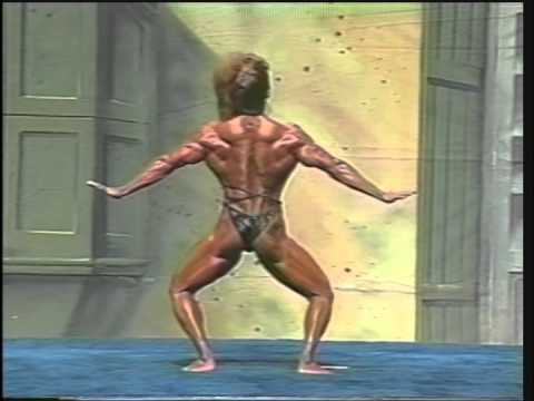 Paula Suzuki – NPC Nationals 1995