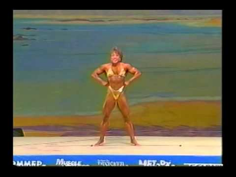 Miami Muscle Beach 2017 – Women's Physique