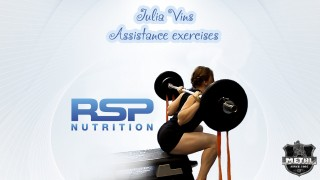 Julia Vins – Assistance Exercises