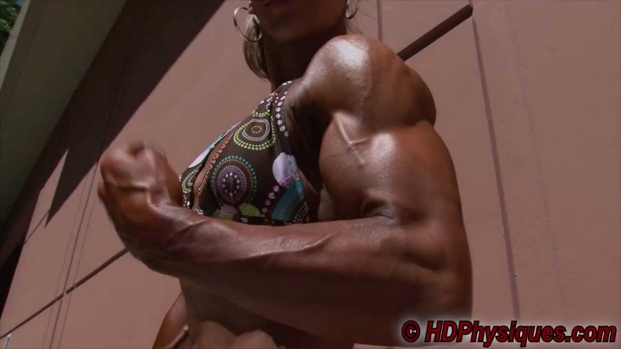 Wendy Lindquist – Ripped Biceps