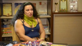 Anna Mikhaylenko – Strongwoman Documentary