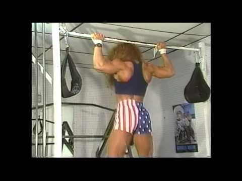 Michelle Ralabate Chin Ups