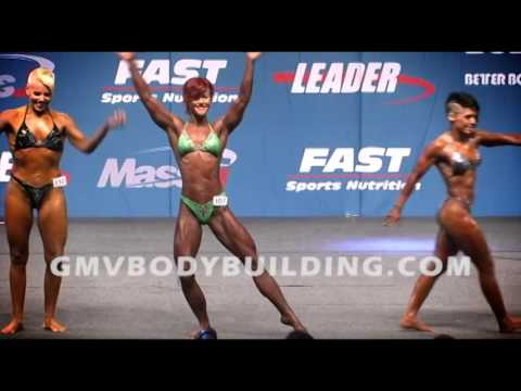 IFBB Finnish Women's Nationals 2013