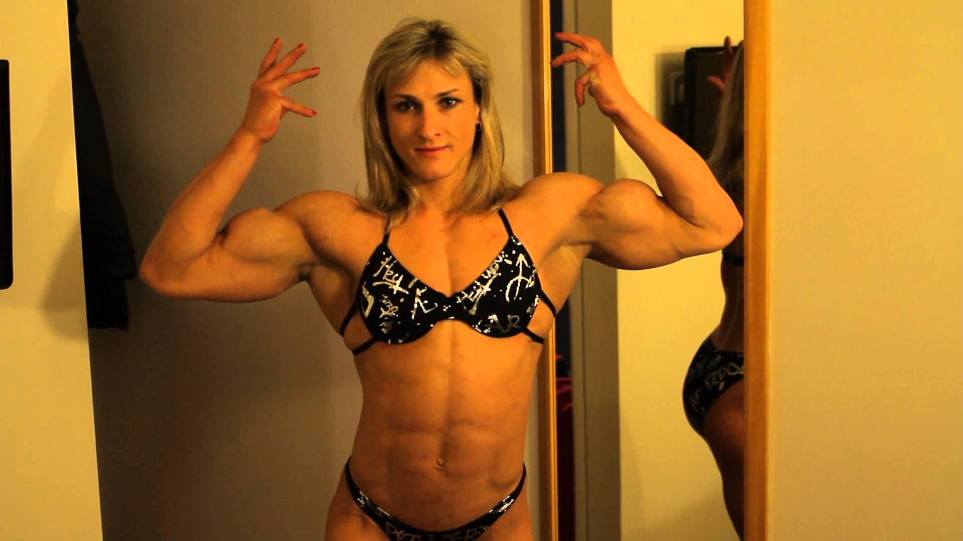 Stacy Killion – Great Biceps