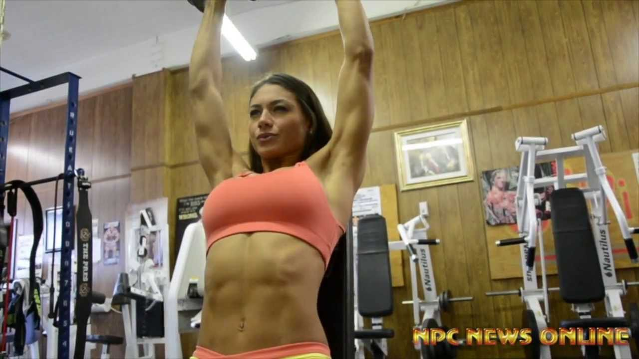 Janet Layug – Delts Workout