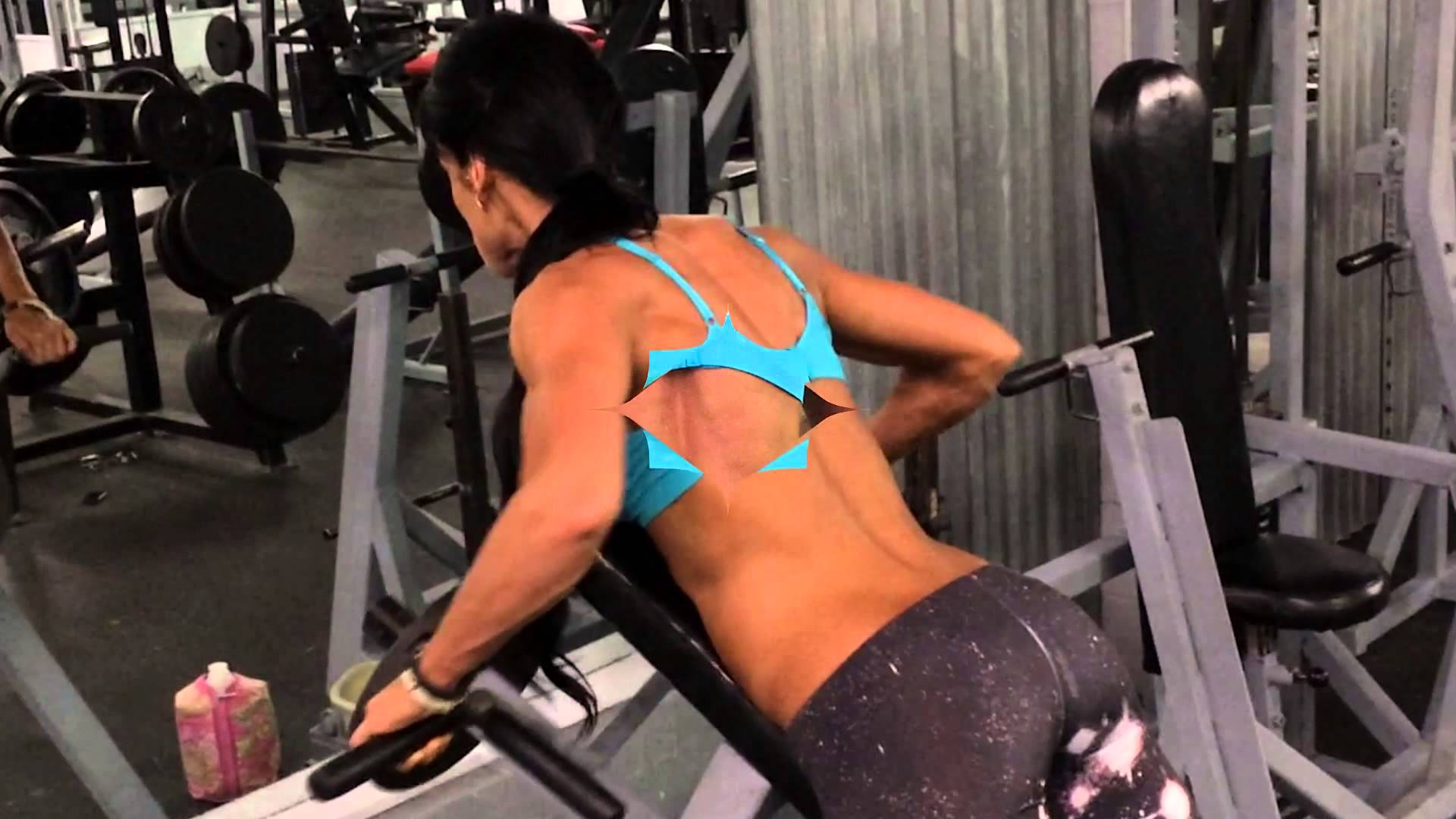 Sarah LeBlanc Workout