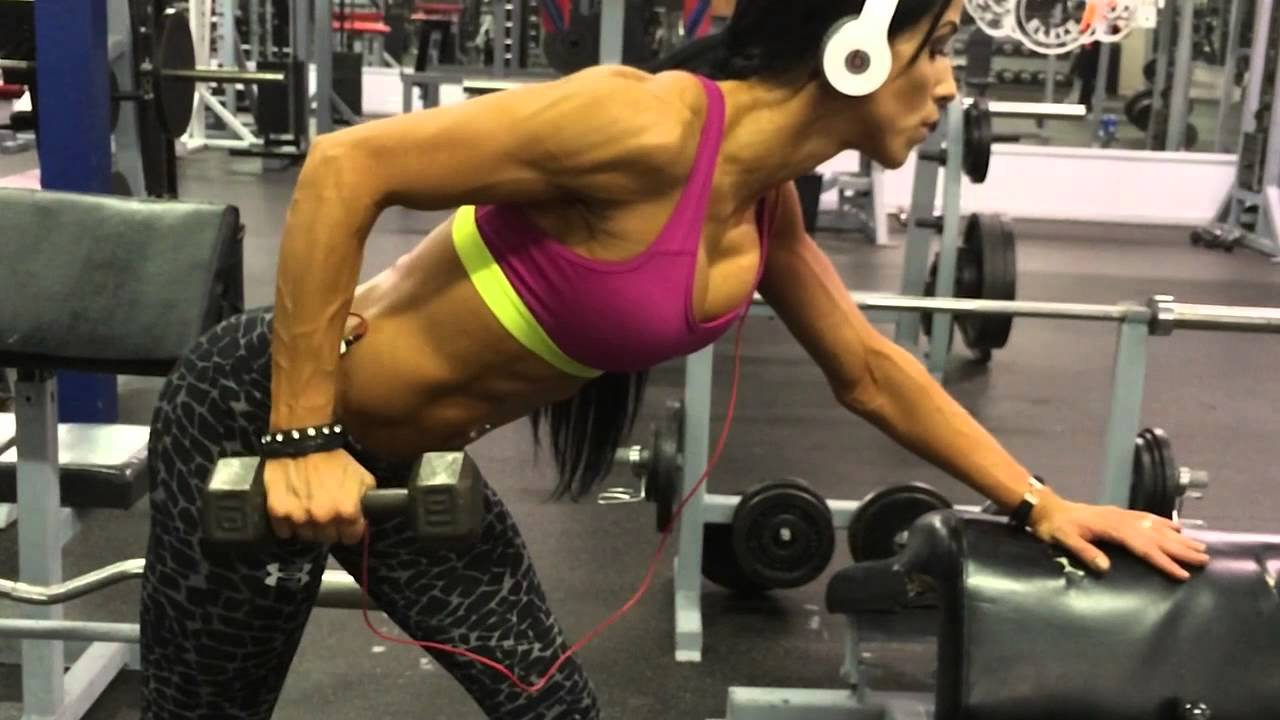 Sarah LeBlanc – Arms Workout