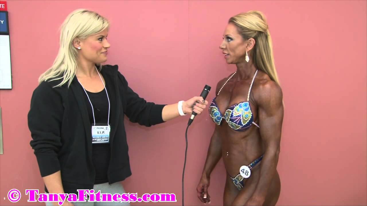 Jill Dearmin – Interview At The IFBB St. Louis Pro 2014