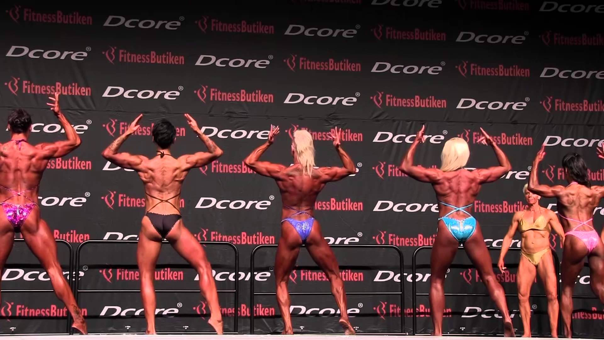 Battle Of Sweden 2014 – Womens Physique