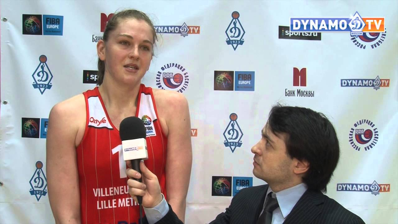 "Emma Meesseman – 192cm (6'4"") Tall Volleyball Player"