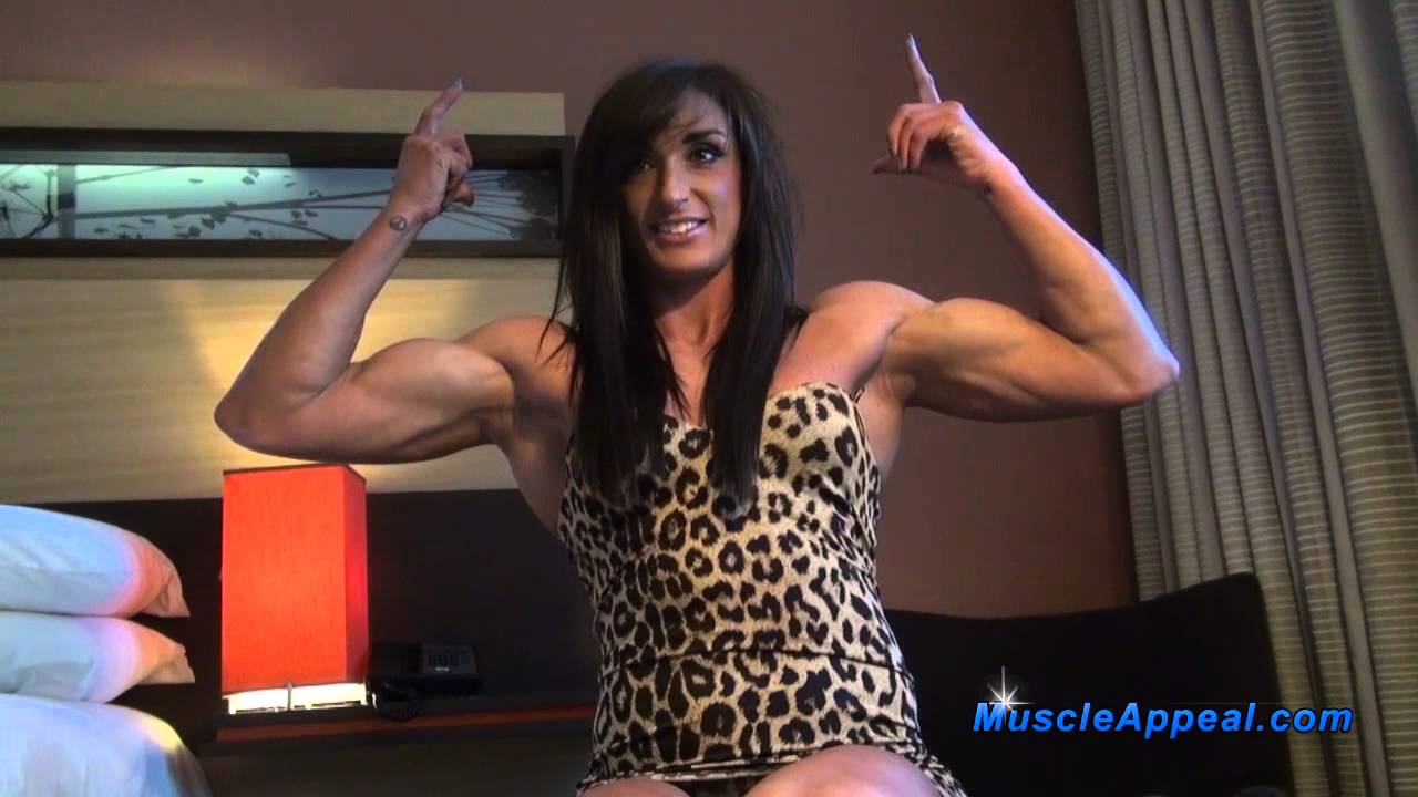 Hayley Brylewski – Female Muscle From England