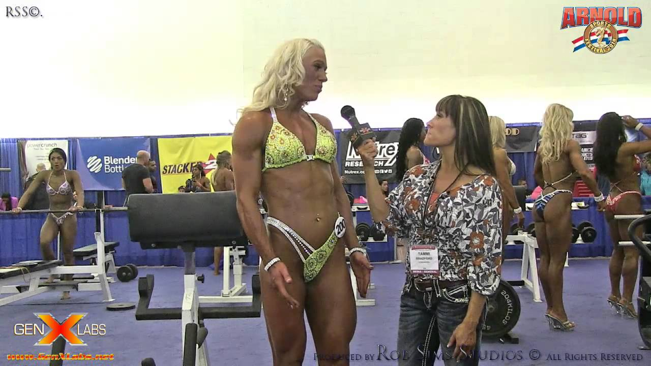 Tiffany Servatius – NPC Junior Nationals 2017 Bikini Overall Winner