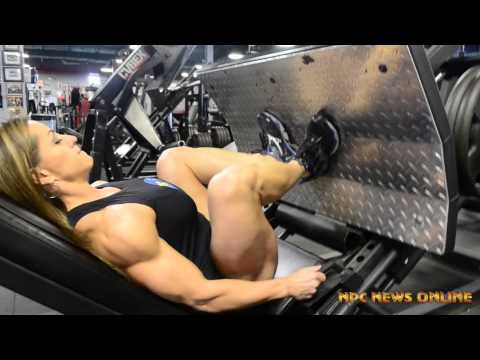 Juliana Malacarne – Workout At The East Coast Mecca