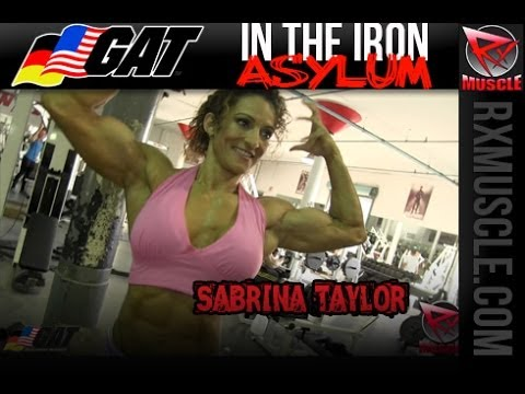 Sabrina Taylor – Back Workout