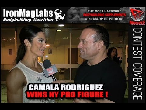 Camala Rodriguez Interview