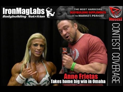Anne Frietas – Interview After Winning Omaha Pro 2014