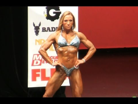 Gloria Fauls – New York Pro 2014