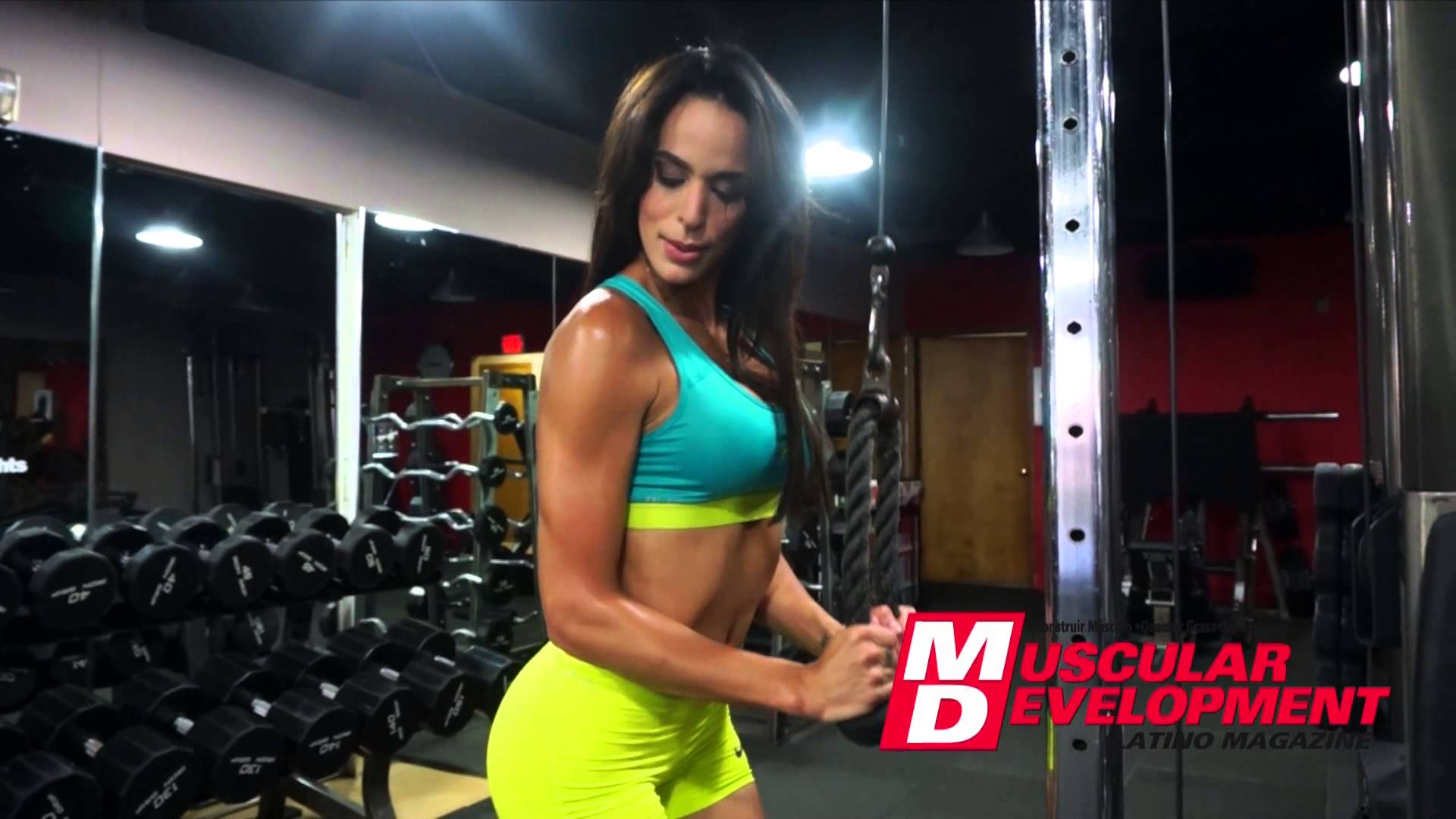 Sally Aponte Workout