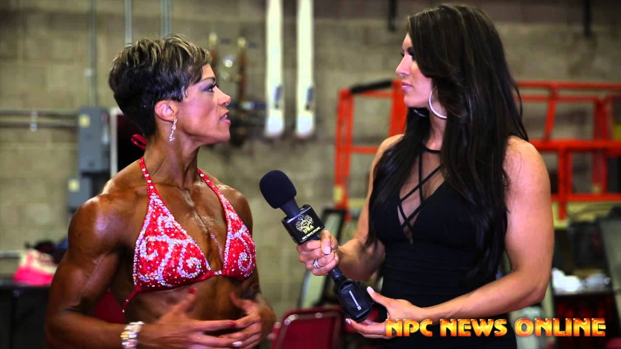 Tonya Hocker – NPC USA Championships 2014 Physique Overall Winner