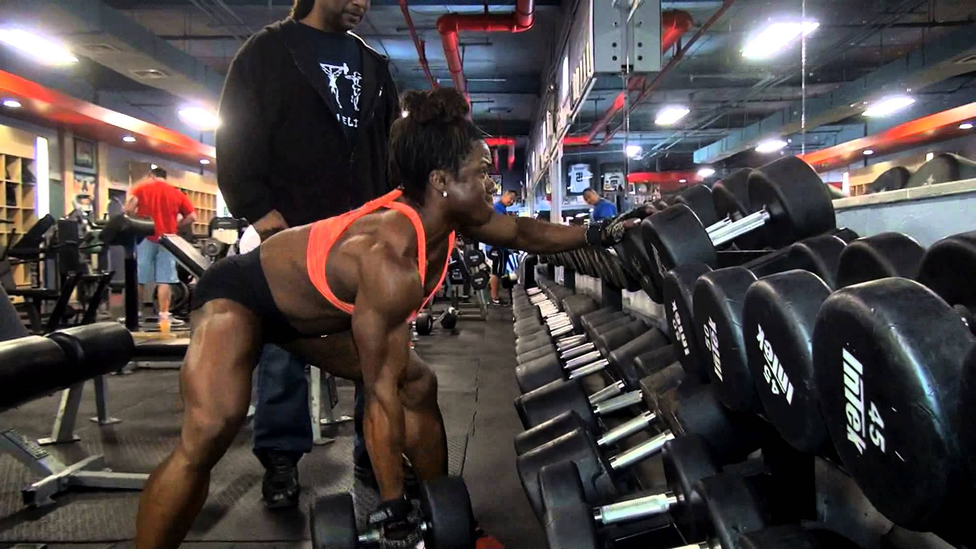 Alana Shipp – Back & Biceps Workout