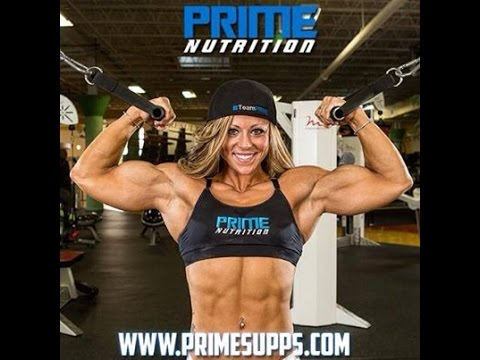 Danielle Reardon – Shoulders Workout