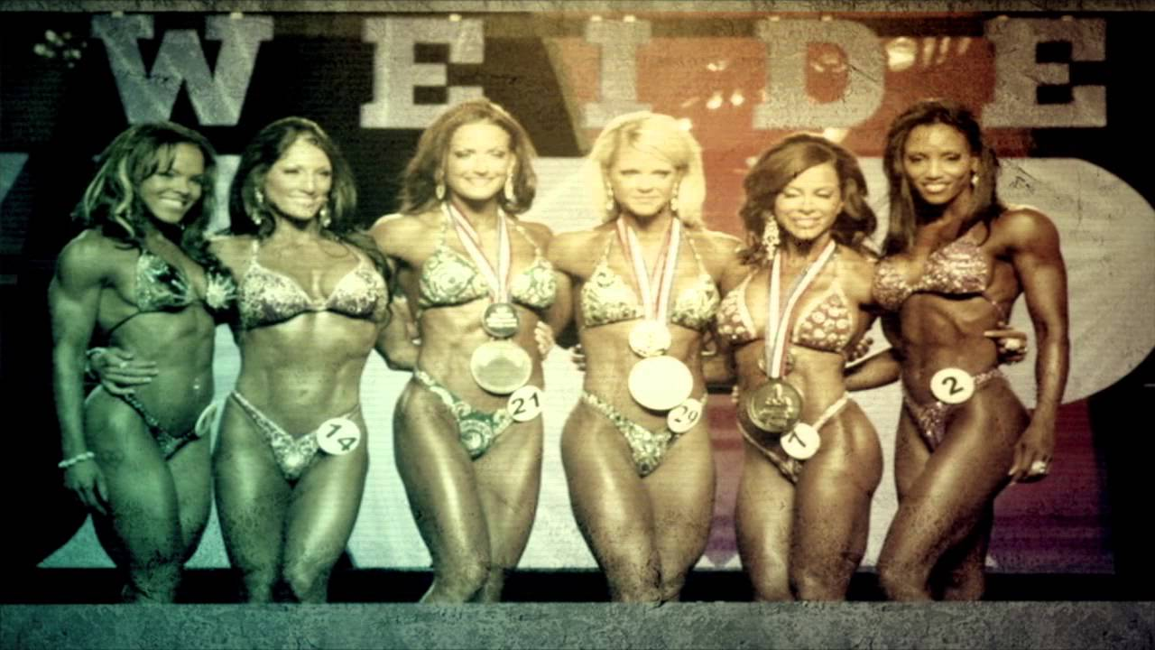 Evolution Of Bodybuilding – The Iron Butterflies