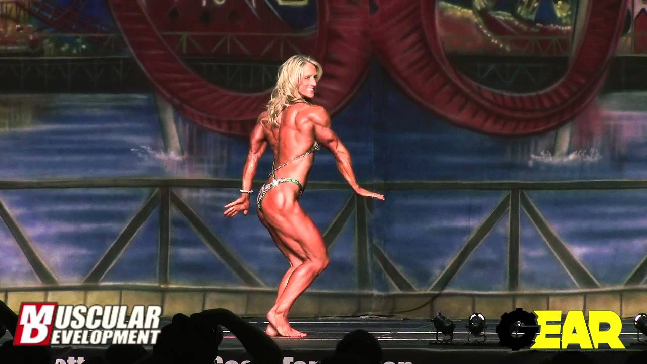 Orlando Europa Super Show 2014 – Womens Physique Posing