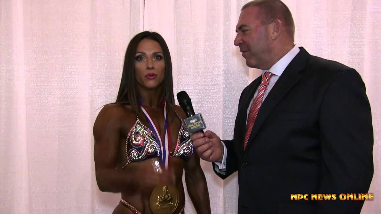 Oksana Grishina – Fitness Olympia 2014 Winner Interview