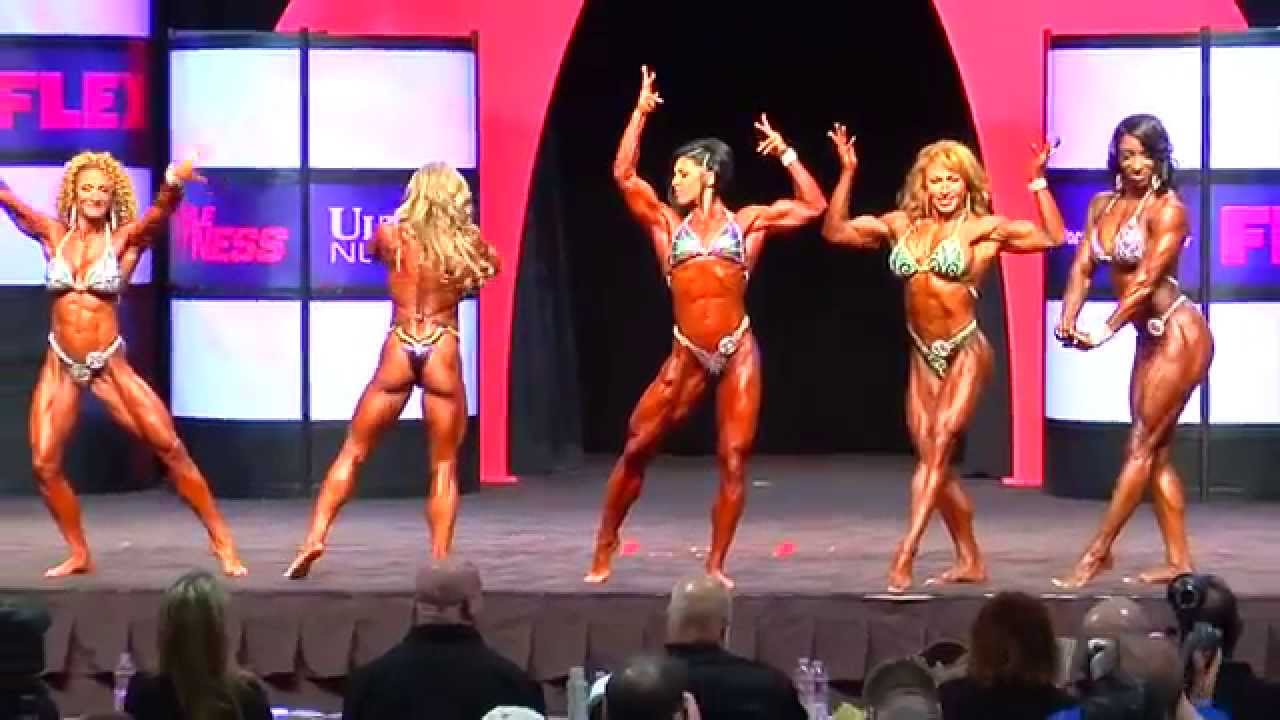 Ms. Olympia 2014 – Women's Physique Showdown Finals