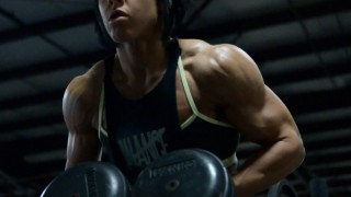 Dana Linn Bailey – Ms. Olympia 2014 Workout