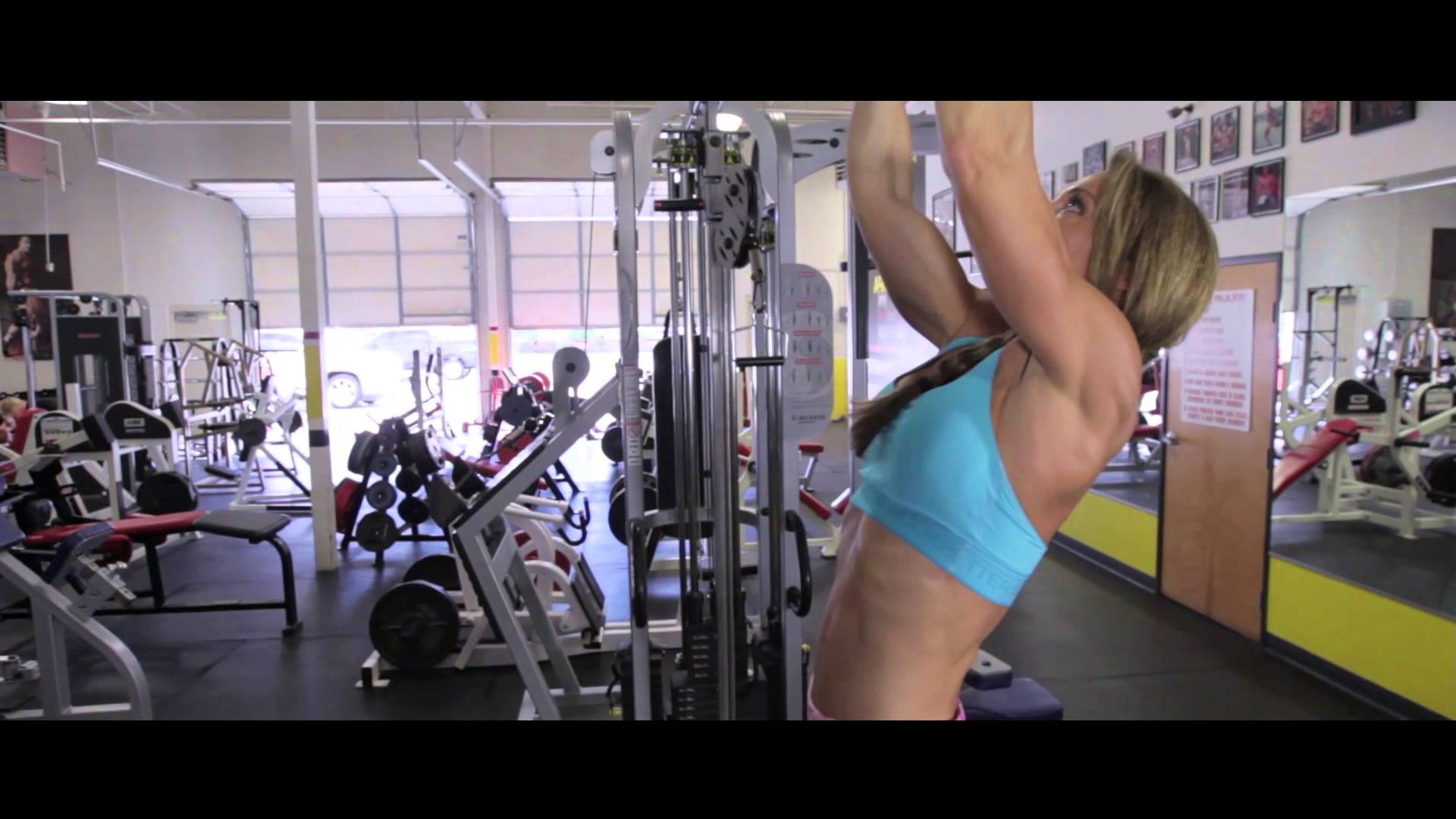 Krista Dunn – Road To The Ms. Olympia 2014