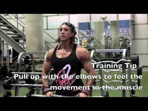Janeen Lankowski – Shoulders Workout