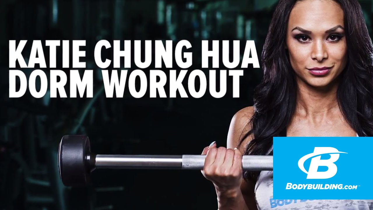 Katie Chung Hua – Lower Body Workout