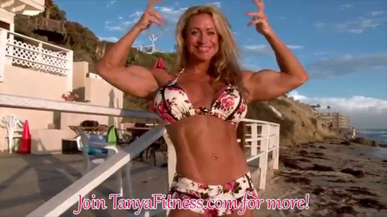 Heather Armbrust Posing