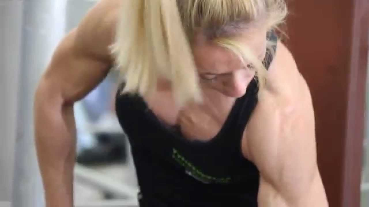 Niki Zamagia – Biceps Workout
