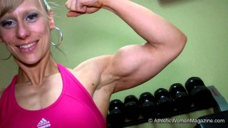 Wendy Lindquist – More Big Biceps