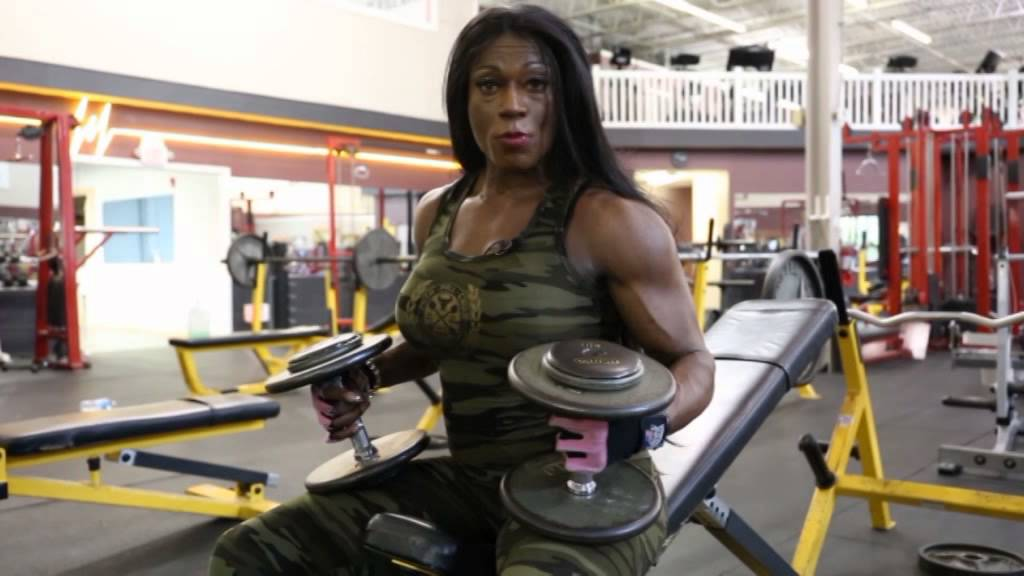 Tracy Hess – Chest Workout